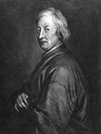 John Dryden, 17th Century English Poet by Godfrey Kneller