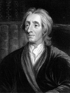 John Locke, English Philosopher, C1680-1704 by Godfrey Kneller
