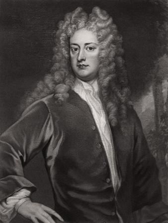 Joseph Addison, English Politician and Writer, C1703-1712 by Godfrey Kneller