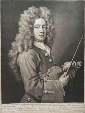 Nicola Cosimo, 1706 by Godfrey Kneller