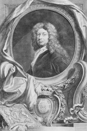 Portrait of Thomas Marquis of Wharton (1648-1715) by Godfrey Kneller
