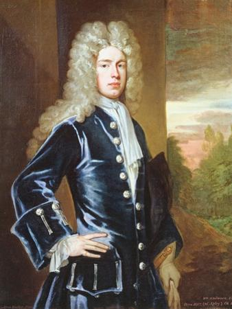 Portrait of William Whitmore of Apley, C.1710 by Godfrey Kneller
