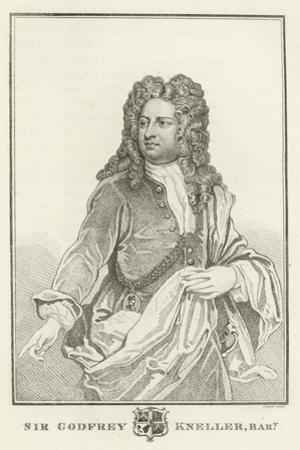 Sir Godfrey Kneller, Baronet by Godfrey Kneller