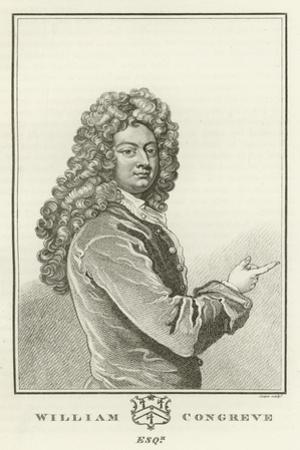 William Congreve, Esquire by Godfrey Kneller