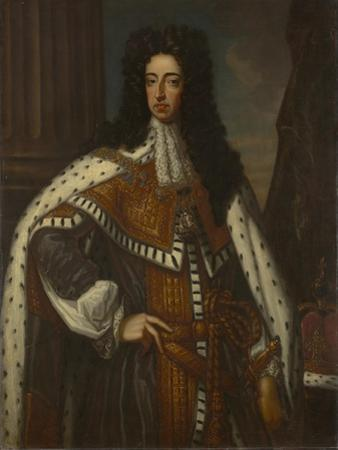 William III by Godfrey Kneller