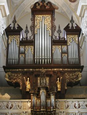 Klosterneuburg Abbey Organ, Klosterneuburg, Austria, Europe by Godong