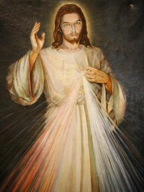Merciful Christ, Paris, France, Europe by Godong