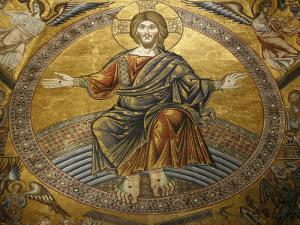 Mosaics Depicting the Final Judgement, Baptistery, Duomo Florence, Tuscany, Italy, Europe by Godong