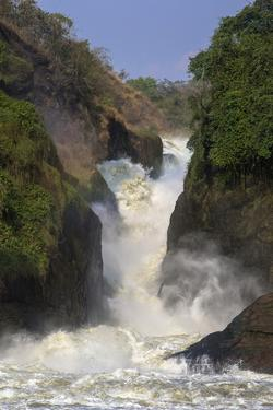 Murchison Falls, Uganda by Godong