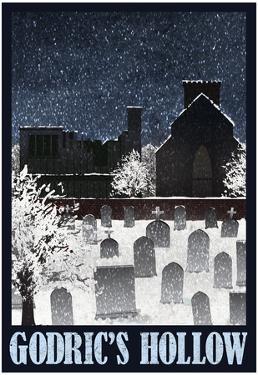 Godric's Hollow Retro Travel