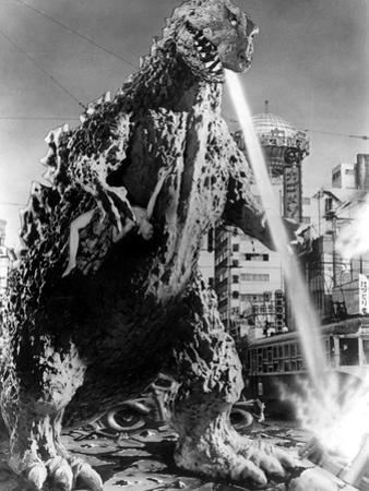 Godzilla, (AKA Gojira), Godzilla, 1954