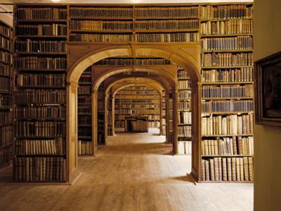 Görlitz, Library, Interior