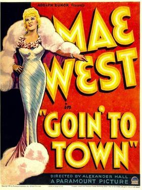 Goin' To Town, Mae West, 1935