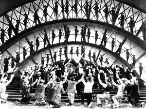 Gold Diggers Of 1933, 1933, 'Forgotten Man' Musical Number, 1933
