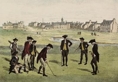 Gold in Saint Andrews (1800)
