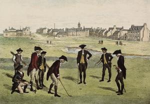 Gold in Saint Andrews (1800)