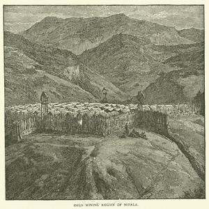 Gold Mining Region of Sofala