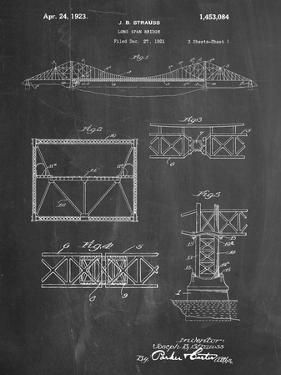 Golden Gate Bridge Patent, Long Span Bridge