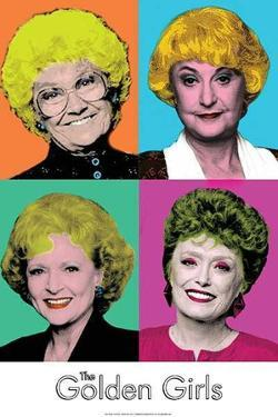 Golden Girls - Pop Art