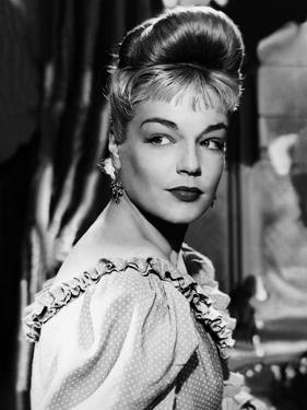 Golden Helmet' by Jacques Becker starring Simone Signoret, 1952 (b/w photo)