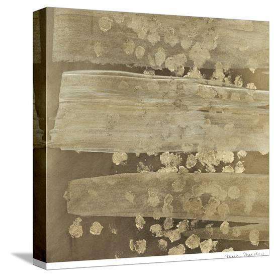 Golden Rule IV-Megan Meagher-Stretched Canvas Print