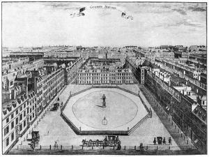Golden Square, London, 18th Century