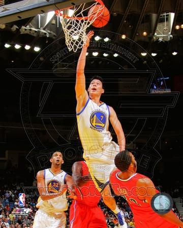 Golden State Warriors - Jeremy Lin Photo