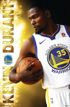 Golden State Warriors - Kevin Durant