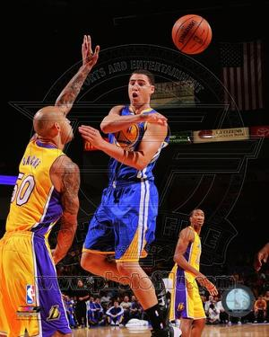 Golden State Warriors - Klay Thompson Photo