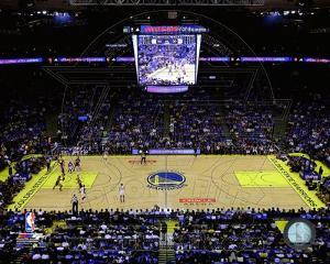 Golden State Warriors ORACLE Arena 2013