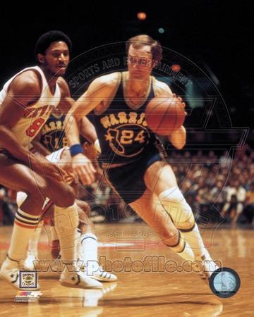 Golden State Warriors - Rick Barry Photo
