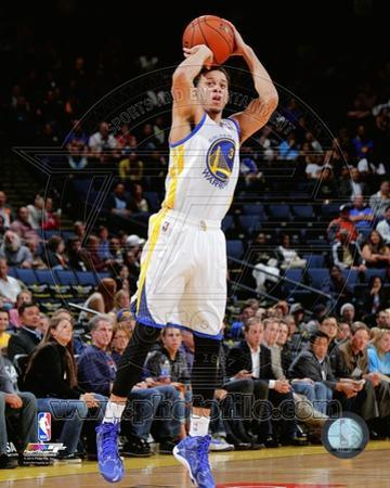 Golden State Warriors Seth Curry 2013-14 Action