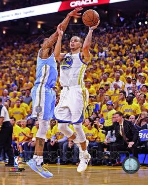Golden State Warriors - Stephen Curry Photo