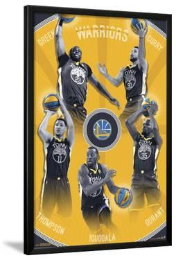 GOLDEN STATE WARRIORS - TEAM 18