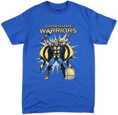 Golden State Warriors- Thor