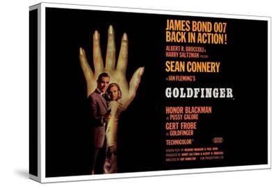 Goldfinger-Hand