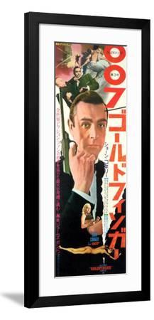 Goldfinger - Japanese Style--Framed Poster