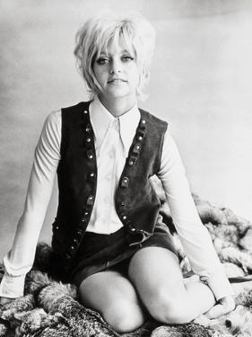 """Goldie Hawn. """"Cactus Flower"""" [1969], Directed by Gene Saks."""