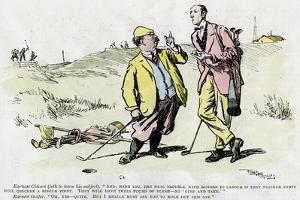 Golf, 1919