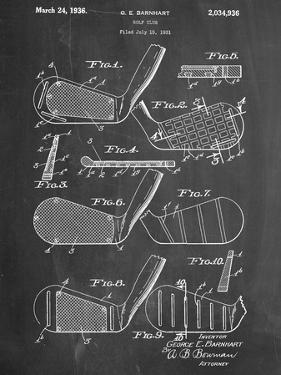 Golf Club, Club Head Patent