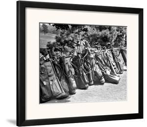 Golf Clubs at the Course