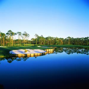 Golf Course at the Lakeside, Regatta Bay Golf Course and Country Club, Destin, Okaloosa County