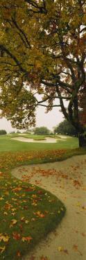 Golf Course Ca, USA