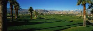 Golf Course, Desert Springs, California, USA