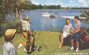 Golf Course, Florida