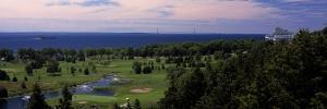 Golf Course, Mackinac Island, Michigan, USA