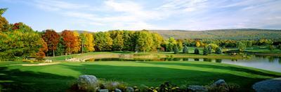 Golf Course, Penn National Golf Club, Fayetteville, Franklin County, Pennsylvania, USA