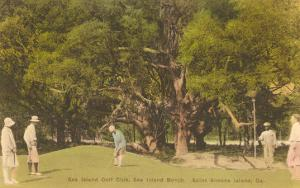 Golf Course, St. Simons Island, Georgia