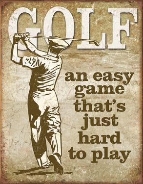 Golf - Easy Game