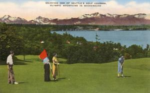Golf, Seattle, Washington